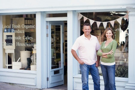 Profitable Small Business Shop Owners - VCS Website Design